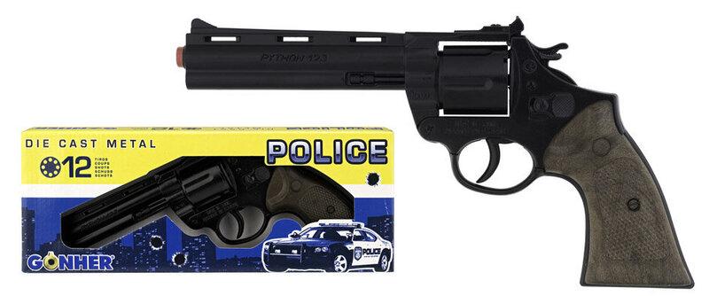 Rotaļu policijas darbinieka ierocis Gonher, 123/6 cena un informācija | Lomu spēles | 220.lv