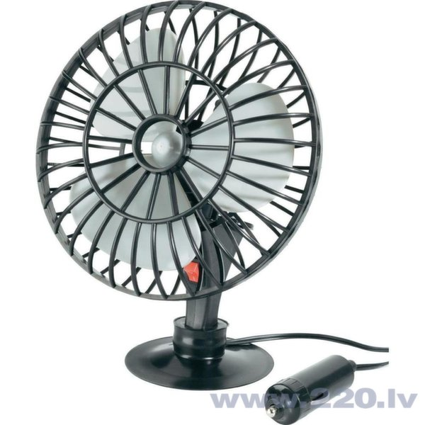 Auto ventilators AllRide 12V cena un informācija | Auto piederumi | 220.lv
