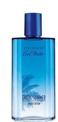 Tualetes ūdens Davidoff Cool Water Exotic Summer EDT 125 ml