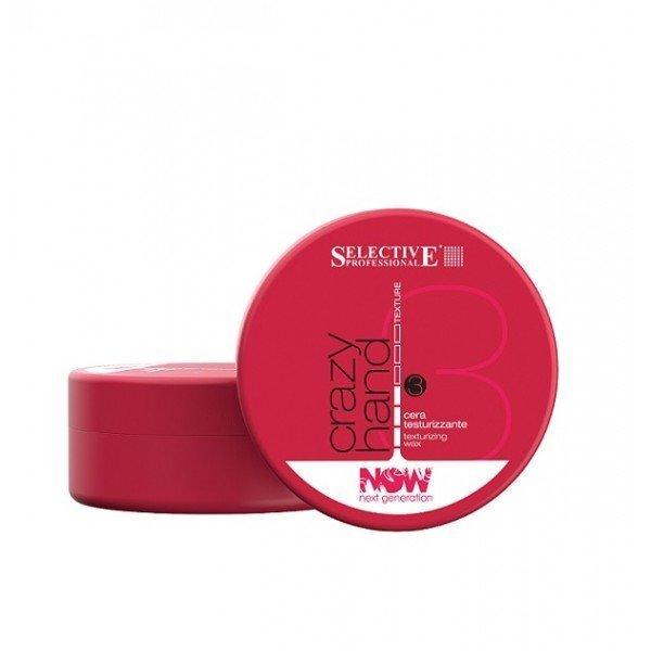 Matu vasks Selective Professional Crazy Hand 100ml cena un informācija | Ieveidošanai | 220.lv