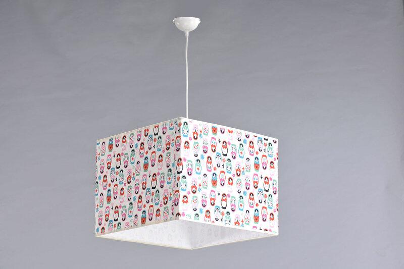 Piekaramā lampa MATRIOŠKA cena un informācija | Piekaramās lampas | 220.lv