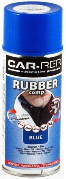 Izsmidzināma gumija zila - nedaudz spīdīga Car-rep CR198030 cena un informācija | Auto kopšanas līdzekļi | 220.lv