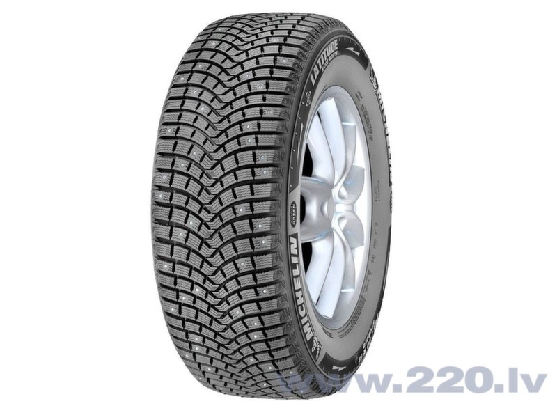 Michelin LATITUDE X-ICE NORTH LXIN2+ 225/65R17 102 T cena un informācija | Riepas | 220.lv