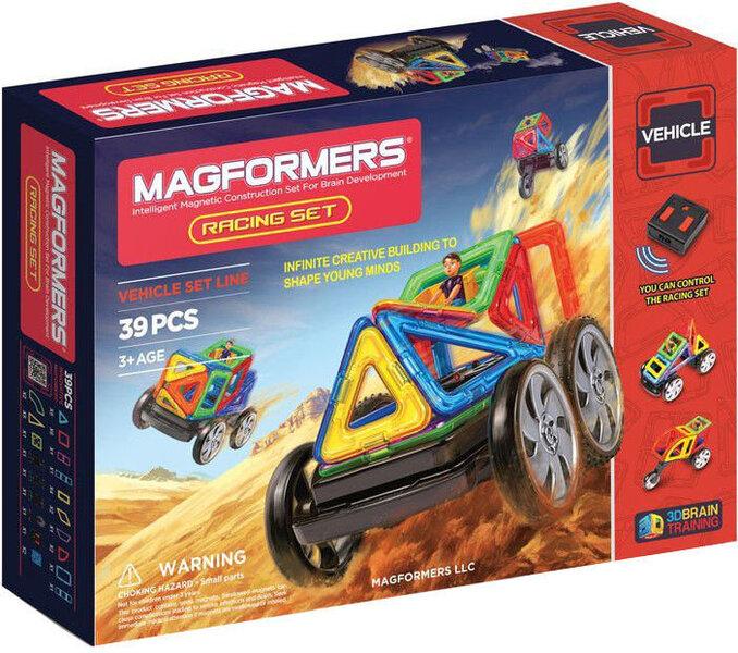 Konstruktors Magformers Racing set 63131 cena un informācija | Konstruktori | 220.lv