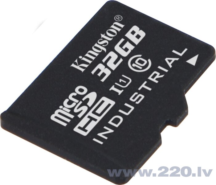 Kingston micro SD 32GB Class 10 U1 + adapteris