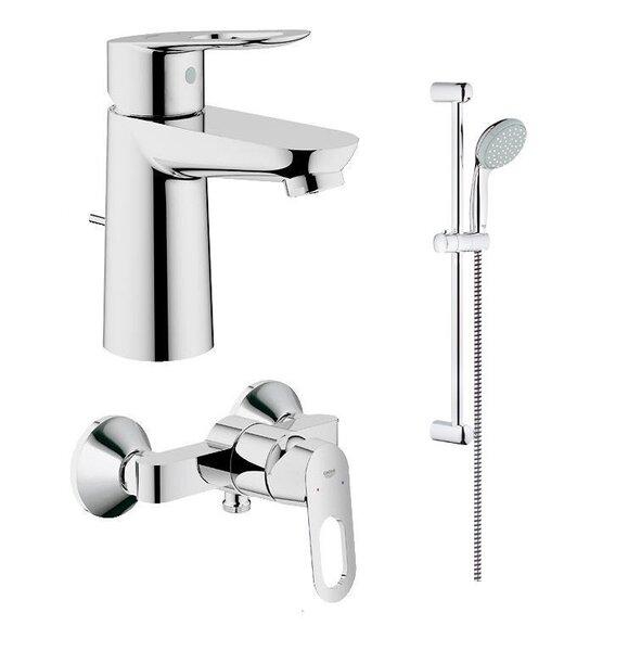 Dušas komplekts Grohe BauLoop cena un informācija | Dušas | 220.lv