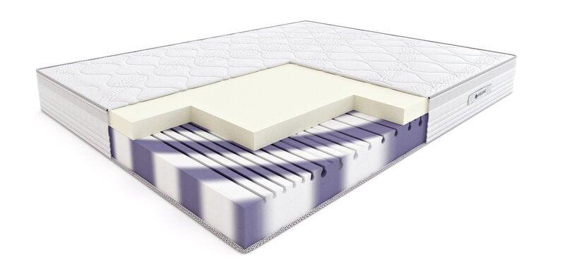 Matracis Hilding Rumba Elips, 100x200 cm cena un informācija | Matrači | 220.lv