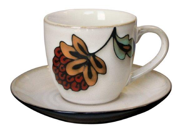Tējas servīze Alcala 6 + 6 cena un informācija | Glāzes, krūzes, karafes | 220.lv