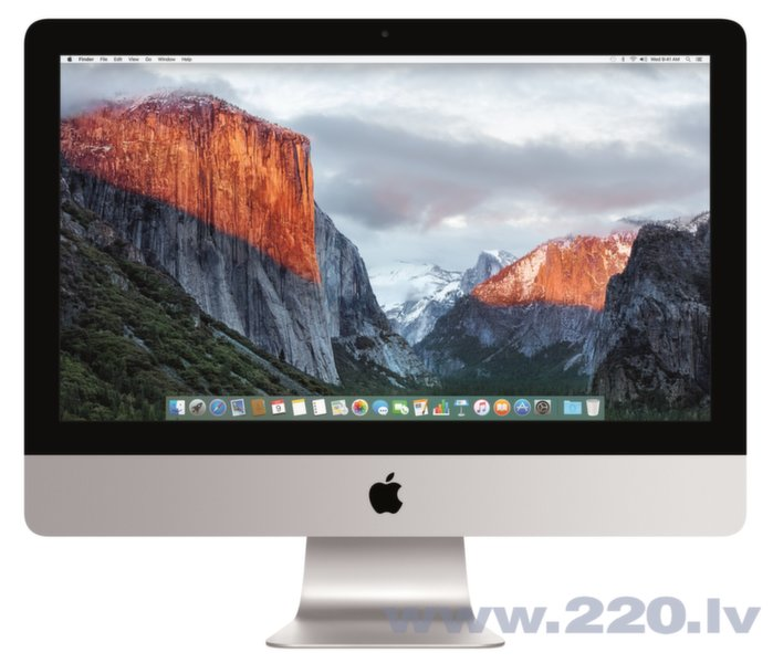 "Apple iMac 21.5"" 4K MK452 SWE (Late 2015) цена и информация 