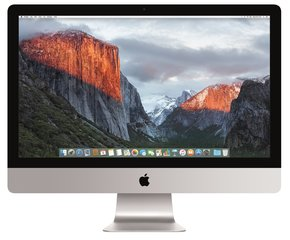 "Apple iMac 27"" 5K MK472 RUS (Late 2015)"