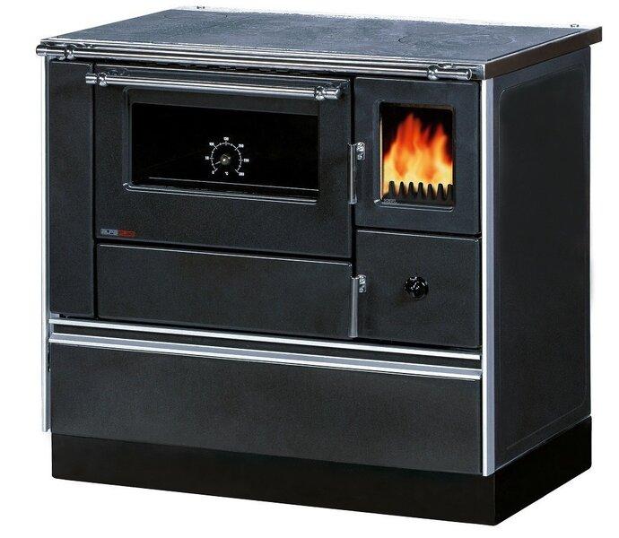 Печь - плита Alfa 90H Dominant цена и информация | Virtuves plītis | 220.lv