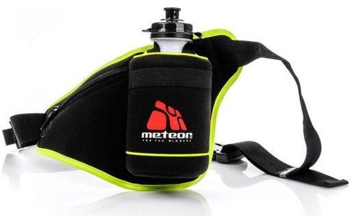 Josta ar sporta pudelīti skriešanai Meteor cena un informācija | Velosipēda piederumi | 220.lv