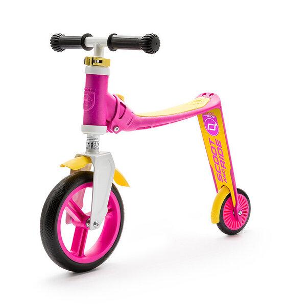 Skrejritenis - balansa velosipēds Scoot&ride Highwaybaby cena un informācija | Skrejriteņi | 220.lv