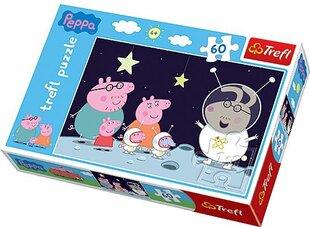 "Puzle Trefl ""Peppa Pig"" 60 gab."