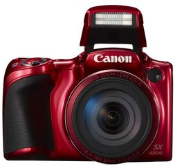 Canon PowerShot SX420 IS WiFi Red