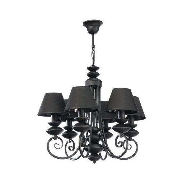 Piekarāma lampa VERONIKA  6 cena un informācija | Piekaramās lampas | 220.lv
