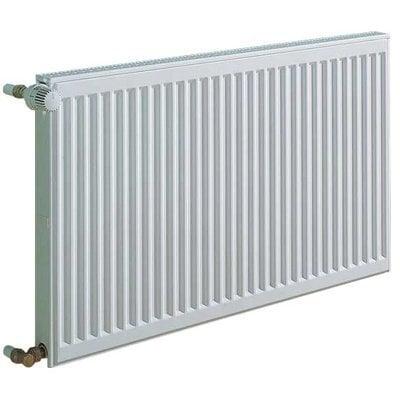 KERMI radiators 0.5 x 1.2 m, vienrindu, sānu savienojums cena un informācija | Apkures radiatori | 220.lv