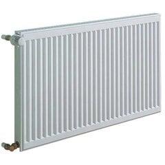 KERMI radiators 0.60 x 1 m, viens, sāna savienojums.