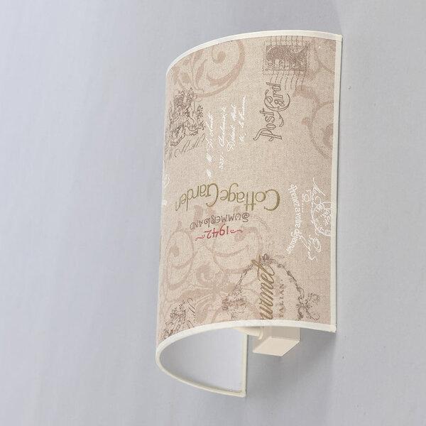 Lampa GARDEN cena un informācija | Sienas lampas | 220.lv