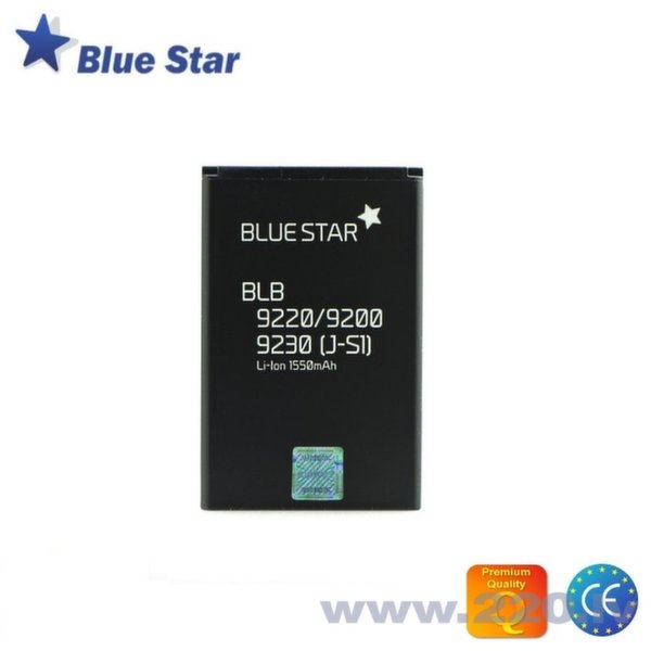 BlueStar Аккумулятор BlackBerry 9220 9230 9310 9320 Curve Li-Ion 1550 mAh Аналог J-S цена и информация | Akumulatori | 220.lv