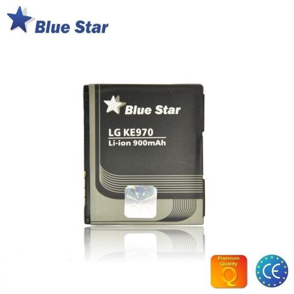 BlueStar Akumulators LG KE970 KU970 Li-Ion 900 mAh Analogs LGIP-470A cena un informācija | Akumulatori | 220.lv