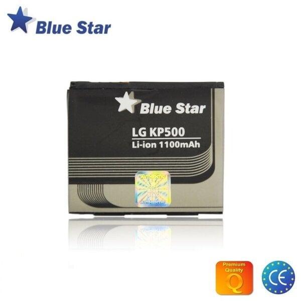 BlueStar Akumulators LG KP500 KF700 KC780 Li-Ion 1100 mAh Analogs LGIP-570A cena un informācija | Akumulatori | 220.lv