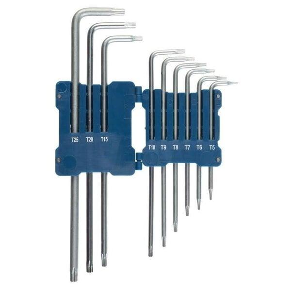 Atslēgu komplekts DEXTER cena un informācija | Instrumenti | 220.lv