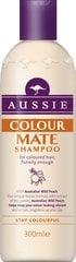 Šampūns krāsotiem matiem Aussie Color Mate 300 ml cena un informācija | Šampūns krāsotiem matiem Aussie Color Mate 300 ml | 220.lv