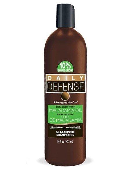 Šampūns ar makadāmijas eļļu Daily Defense Macadamia Oil, 473 ml cena un informācija | Šampūni | 220.lv