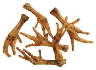 Žāvētas vistas kājiņas 200 g. cena un informācija | Gardumi suņiem | 220.lv