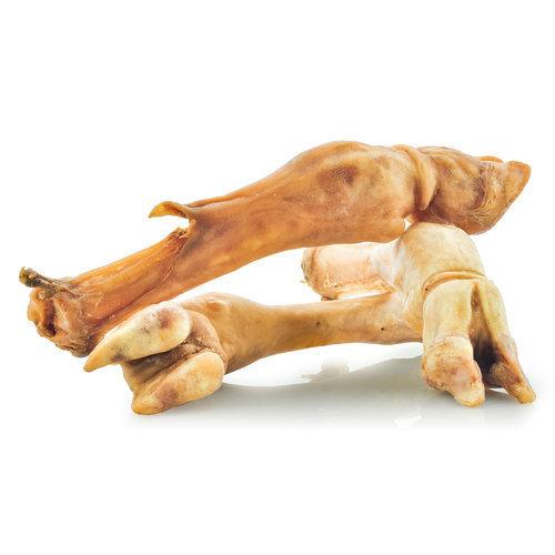 Kaltētas jēra kājas 4 gab. cena un informācija | Gardumi suņiem | 220.lv