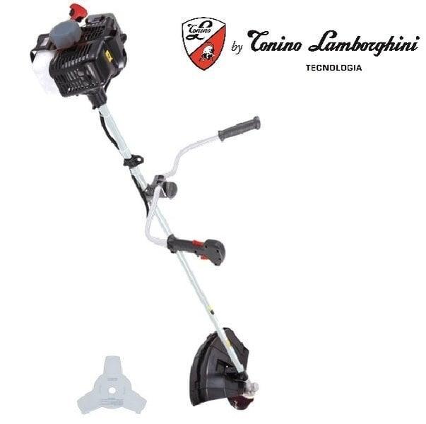 Benzīna krūmgriezis 0,9 kW Tonino Lamborghini PB 33 B TL cena un informācija | Trimmeri | 220.lv