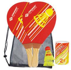 Pludmales badmintona komplekts Schildkrot Fun Sports