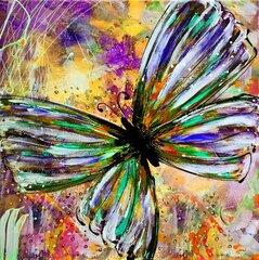 Репродукция Бабочка