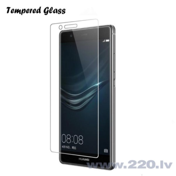 Tempered Glass Extreeme Shock Защитная пленка-стекло Huawei P9 Plus (EU Blister)  цена и информация | Ekrāna aizsargplēves | 220.lv