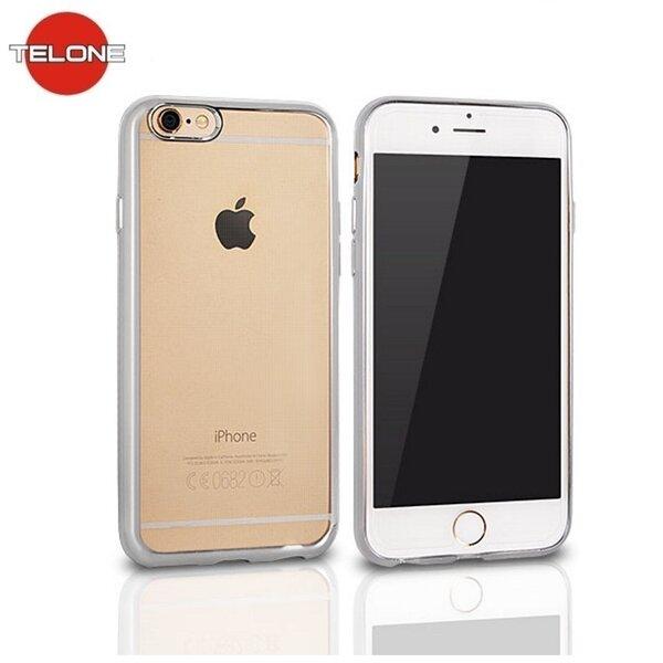 Telone Супер тонкий чехол для мобильного телефона Huawei Honor 5X с серебряной рамочкой