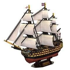 """3D Puzle CubicFun Laiva """"Karaliene Viktorija"""", 189 detaļas."""