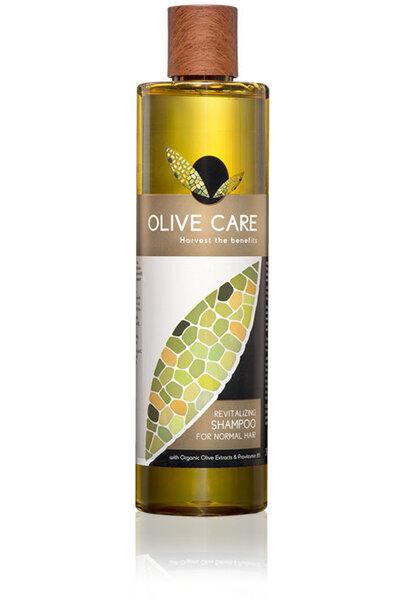Šampūns normāliem matiem Olive Care 300 ml cena un informācija | Šampūni | 220.lv