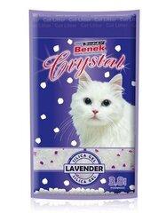Kaķu pakaiši Super Benek Crystal Levander 11,4 L