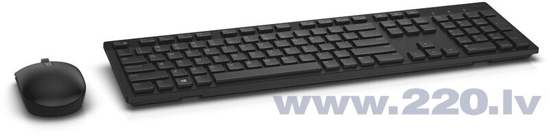 KEYBOARD +MOUSE WRL OPT. KM636/NOR 272648681 DELL