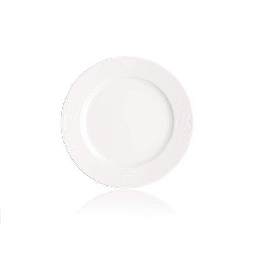 Porcelāna šķīvis Banquet AMBASSADOR, 25 cm cena un informācija | Trauki | 220.lv