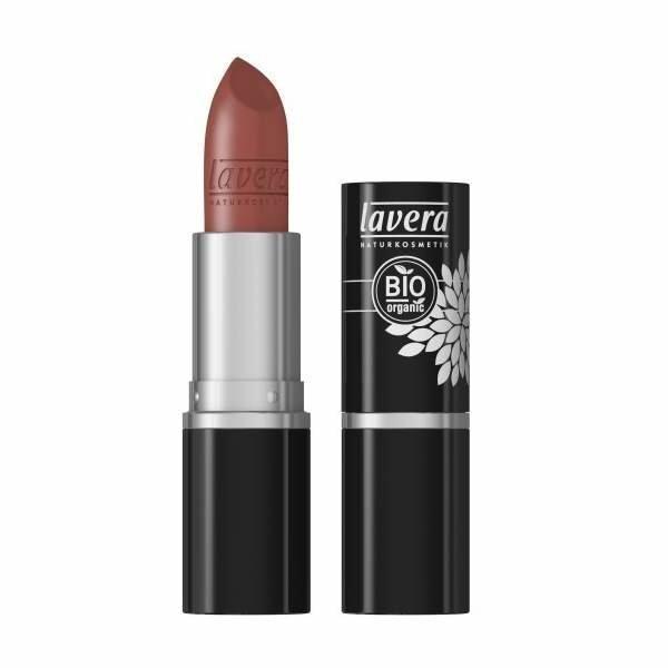 Dabiska lūpu krasa Lavera Modern Caramel 4.5 g cena un informācija | Lūpas | 220.lv