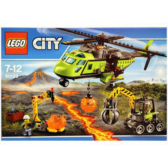 LEGO® 60123 City Volcano Supply Helicopter