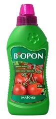 Mēslojums dārzeņiem BIOPON, 0,5 L cena un informācija | Mēslojums dārzeņiem BIOPON, 0,5 L | 220.lv