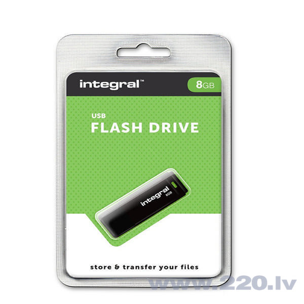 Integral USB 8GB USB 2.0 cena