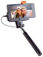 eStar Selfie Stick C1 ar kabeli + Shutter poga