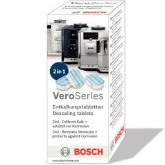 Atkaļķošanas tabletes Bosch Bosch TCZ8002 3 gab
