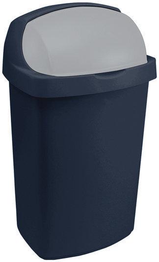 Atkritumu tvertne Curver Roll Top, 10L cena un informācija | Vannas istabas aksesuāri | 220.lv