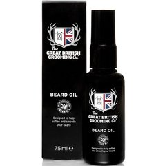Eļļa bārdai The Great British Grooming Co. 75 ml