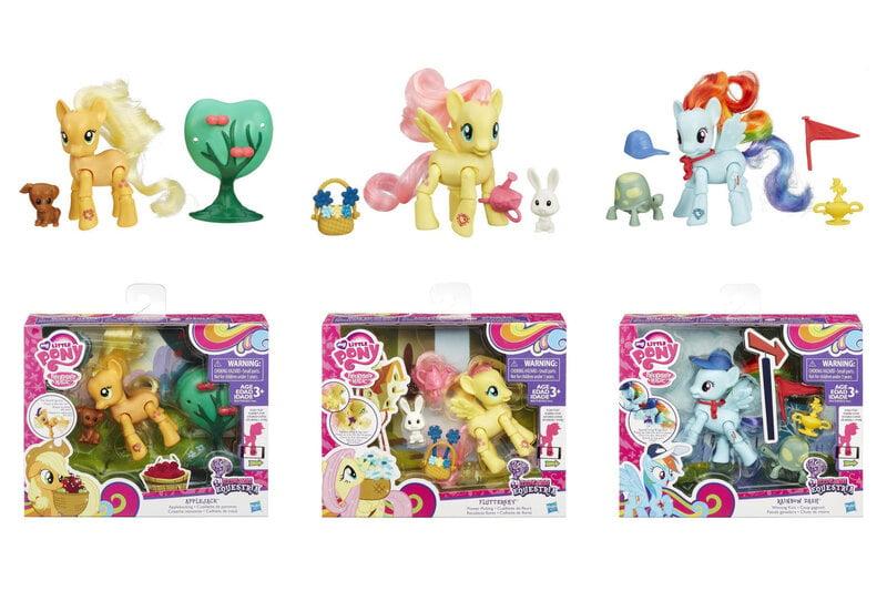 Komplekts My Little Pony, 1 gab. cena un informācija | Zinātniskās un attīstošās spēles, komplekti radošiem darbiem | 220.lv